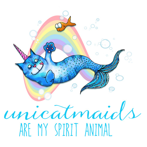 unicatmaids-are-my-spirit-animal