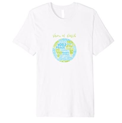 Vision of Earth - Amazon Shirt